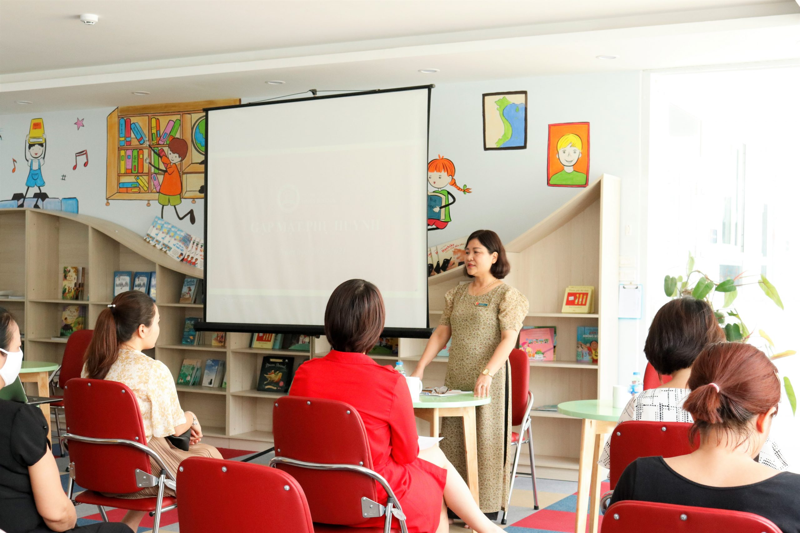 TIMES SCHOOL TỔ CHỨC GẶP MẶT CHA MẸ HỌC SINH ĐẦU NĂM HỌC 2020-2021
