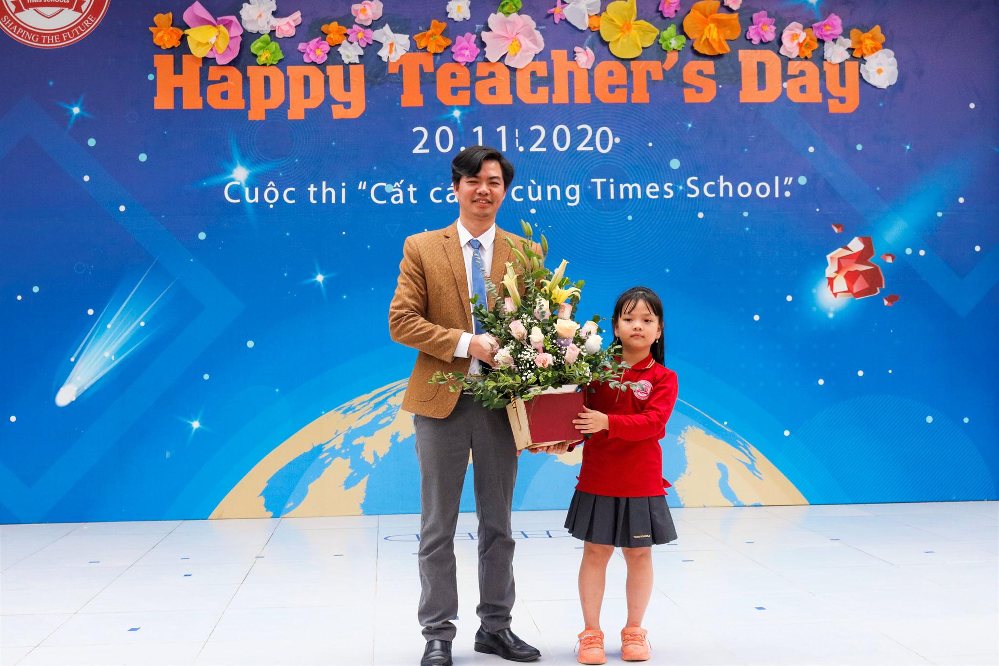 Chúc mừng ngày Hiến chương Nhà Giáo Việt Nam 20.11.2020.