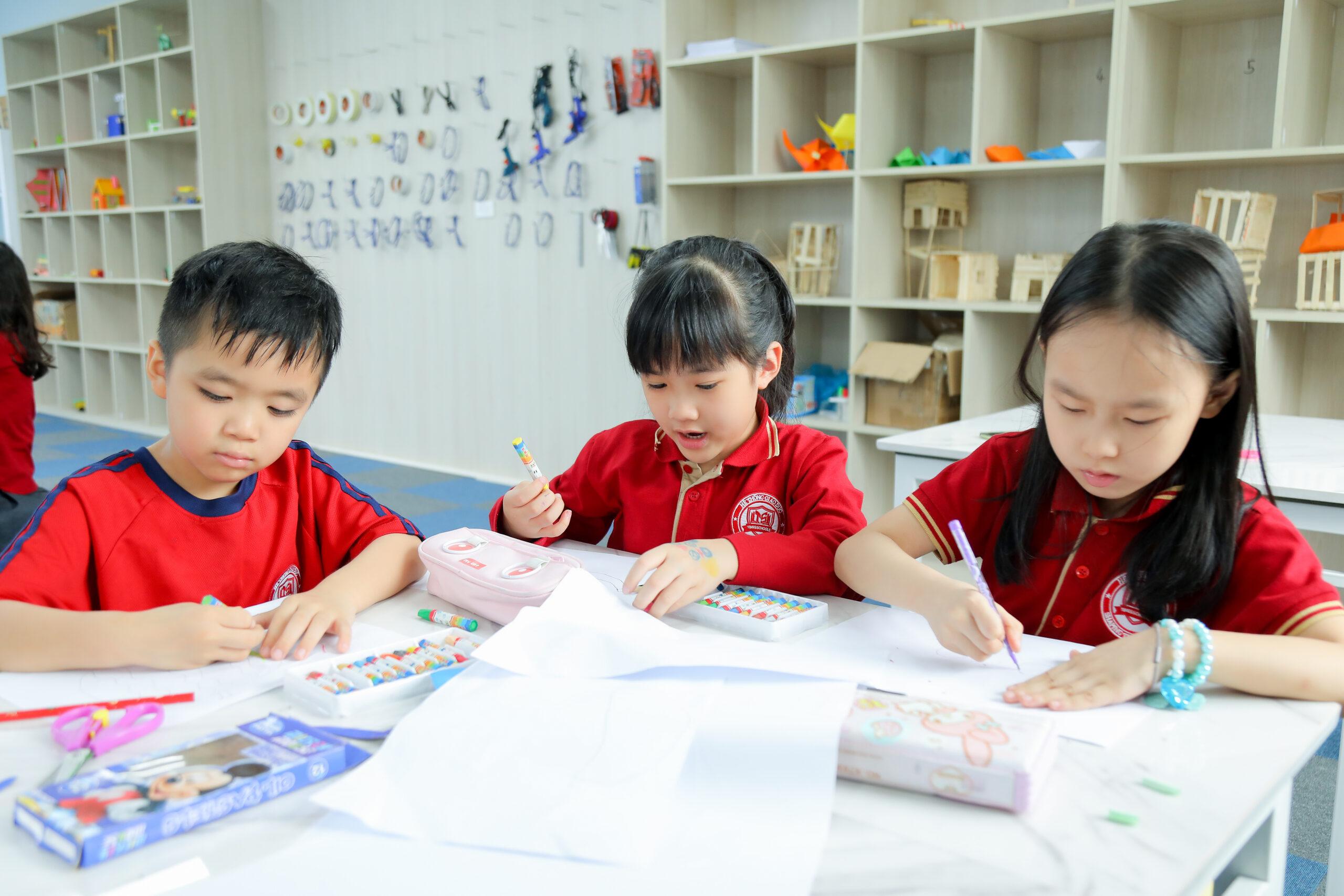 Chuẩn bị tâm lý và kỹ năng cho trẻ vào lớp 1